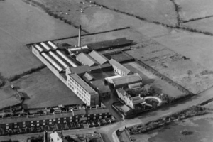 Aerial View of Sothert's Ltd and the Albion Drugs and Distillery works, 1929. Source: http://www.britainfromabove.org.uk/image/epw031114?name=ATHERTON&gazetteer=ATHERTON&POPULATED_PLACE=ATHERTON&ADMIN_AREA=Wigan&ref=4