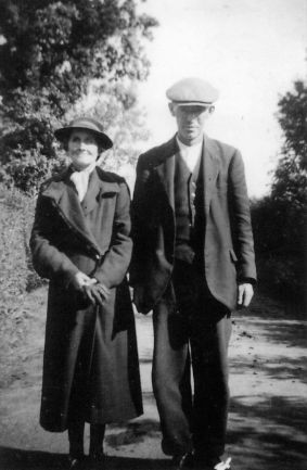 16. Margaret and Thomas Kennedy Great Grandparents 1930's
