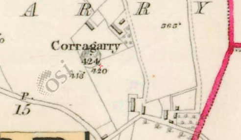 map monaghan