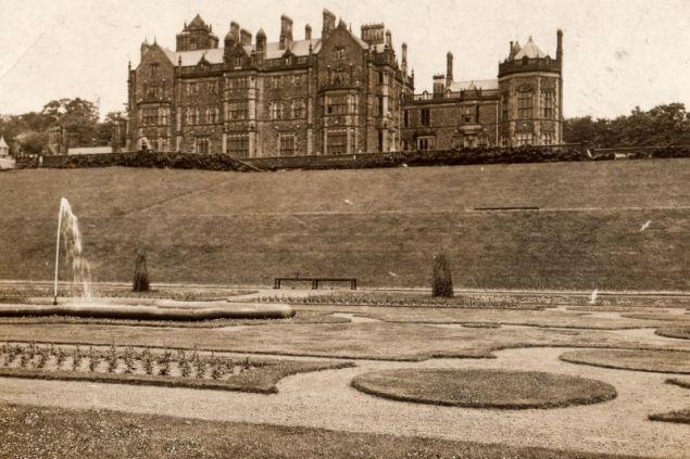 Worsley New Hall