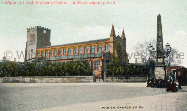 Wigan Archives